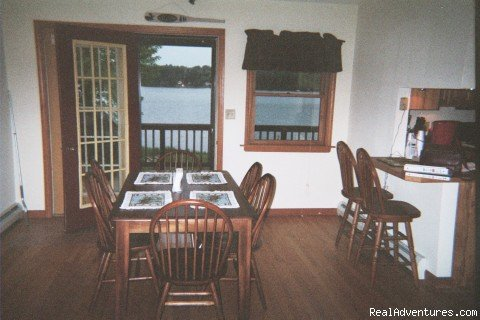 dinning room view/withf rench doors | Image #4/9 | Lakehouse