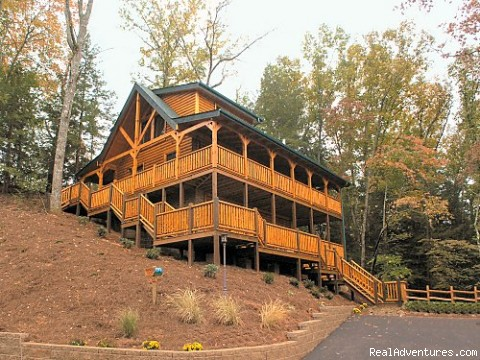 Absolute Paradise Mountain Cabin Rentals