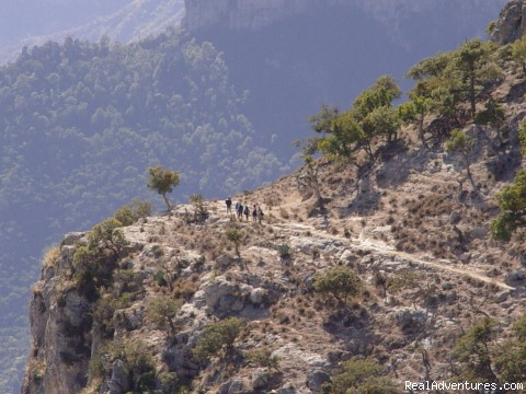 Great Hikes - Copper Canyon Private Lodges Away From Mass Tours