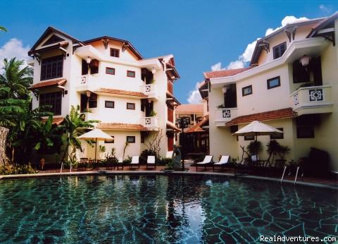 Hoian Lotus Hotel - Hoian - Vietnam: Hoian Lotus Hotel