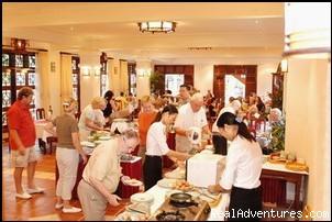 Restaurant - Hoian Lotus Hotel - Hoian - Vietnam