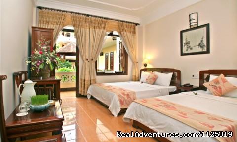 Superior Room - Hoian Lotus Hotel - Hoian - Vietnam