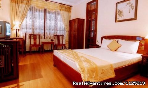 Deluxe Room - Hoian Lotus Hotel - Hoian - Vietnam