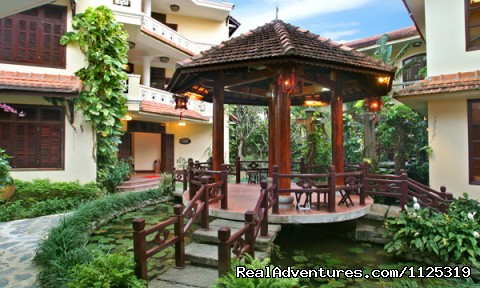Garden View - Hoian Lotus Hotel - Hoian - Vietnam