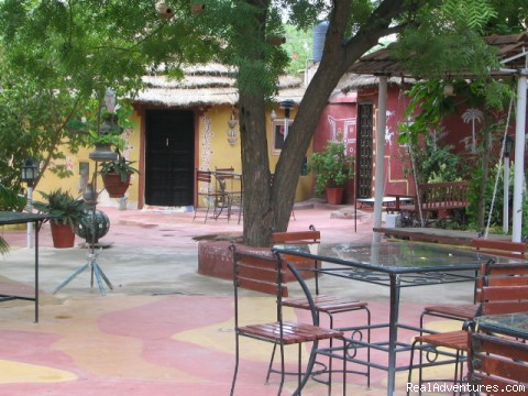 Mandore Resort-Jodhpur accommodation, Rajasthan.