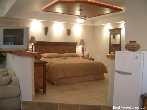 Bedroom - Romantic Getaways at Casa Gecko, Tamarindo