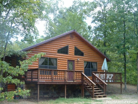 Secluded Cabin Rental - Beavers Bend / Broken Bow