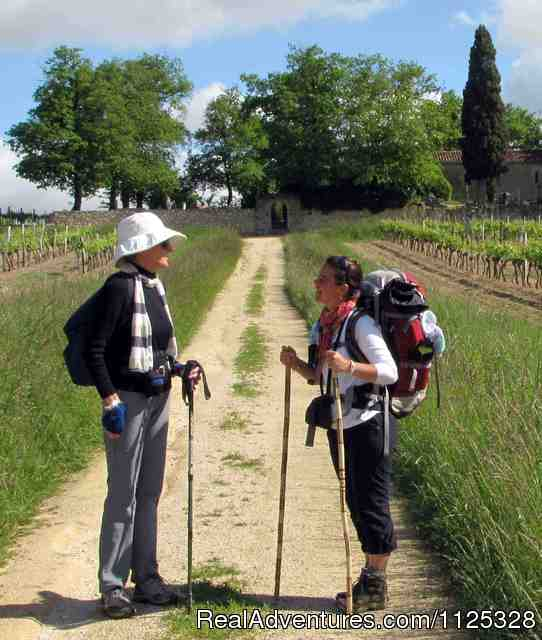 Hiking the Way of St James in France or Spain - Outdoor Travel European Bike & Barge Cycle Tours