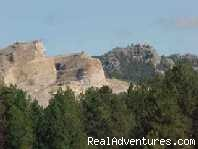 Next to Crazy Horse Memorial (#6 of 6) - Echo Valley Park Campground RV Park