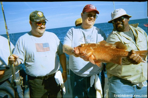 - Deep Sea Offshore Freshwater Lake Charter Fishing