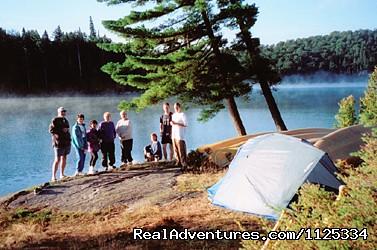 - Algonquin Park Canoe Adventure Trips