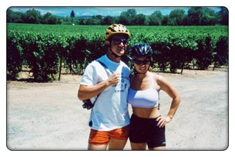Great weather for cycling/hiking & kayak - 1-5 Day California Cycling & Multisport Vacations