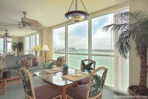 Romantic Week Getaway at Luxury Condo Vacation Rentals Fort Myers Beach, Florida