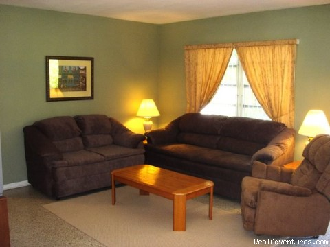 New Port Richey Vacation House: family room