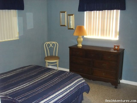 second bedroom - New Port Richey Vacation House