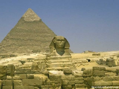 The Best Of Cairo: Sphinx