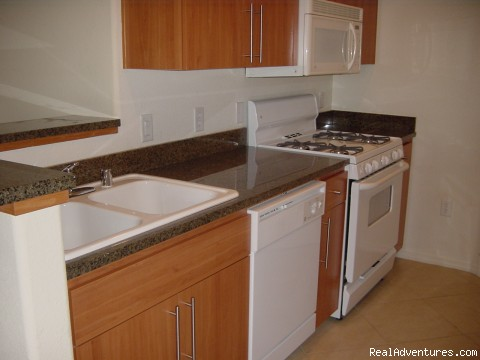 Kitchen - Luxury Furnished Scottsdale Condo for Rent