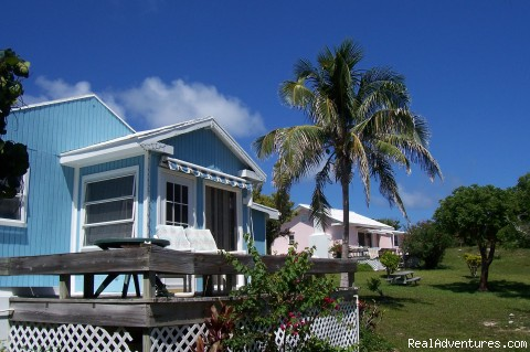 Tahiti Cottage - Bonefishing or snorkeling at your doorstep