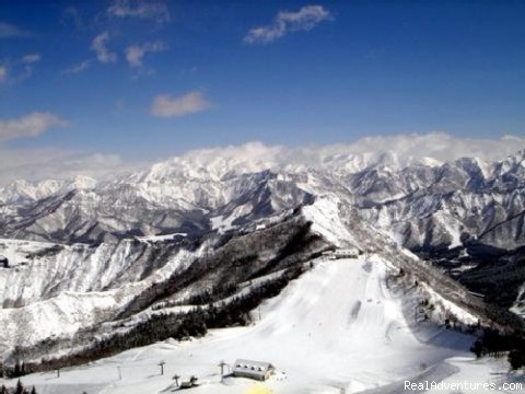 Japan ski and snowboard Photo #1