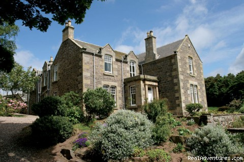 Luxury Accommodation near St Andrews in Scotland