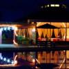 ALTA Cebu Village Resort Large Clubhouse & La Traviotta Restaurant Sit Side by Side