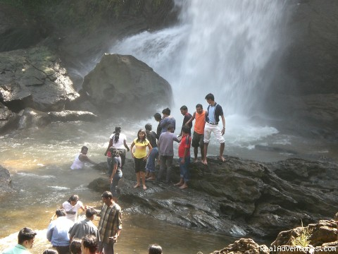 Soochipara water falls, Wyand - Adventure Outings On Weekends