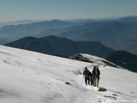 Chandrashila Peak, Gharwal - Adventure Outings On Weekends