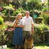 Lorraine & Jessie. Michael & Barnay