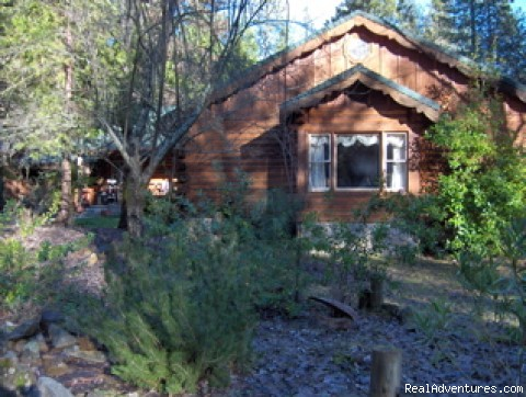 another front view - Nevada City Timber Lodge Family Getaway Vacation