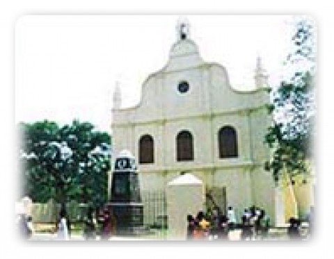 St Francis Church,Fortcochin - Thomas Inn