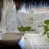 Shower Room at Sheraton Maldives Full Moon