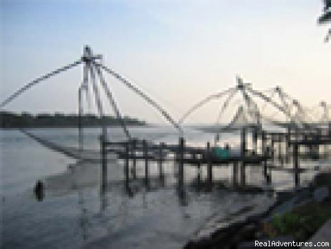 Chinese Fishing Nets - ThomasInn