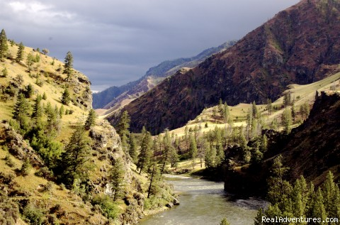 The Middle Fork of the Salmon River - ECHO River Trips - Oregon and Idaho Rafting