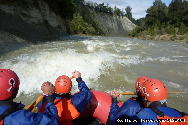 Big Groups are great (#14 of 16) - New Zealand Fun Family  River Holidays