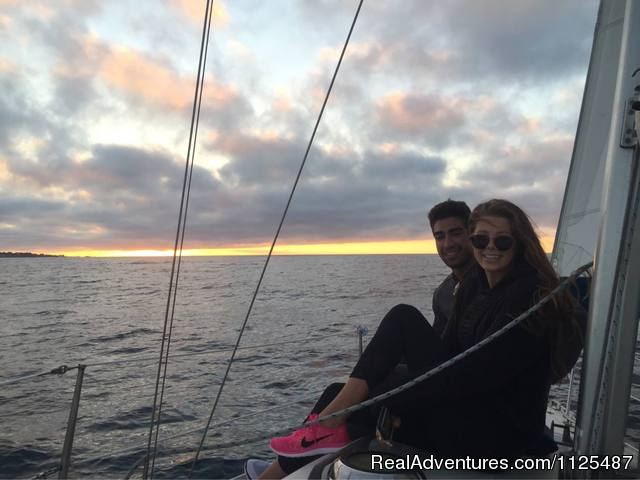 Monterey Bay Sailing Monterey California Sailing Amp Yacht