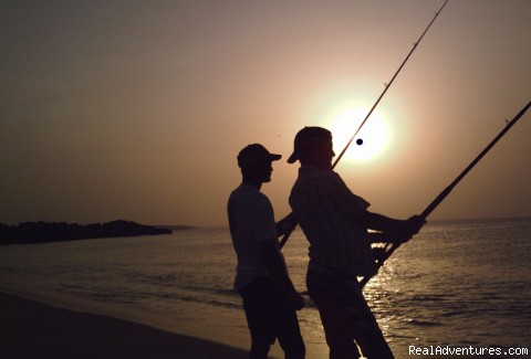 Sunset fishing - Adventure Tours in Spectacular Oman