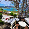 Eco Sensitive Canvas Cottages with ocean view Honeymoon Beach