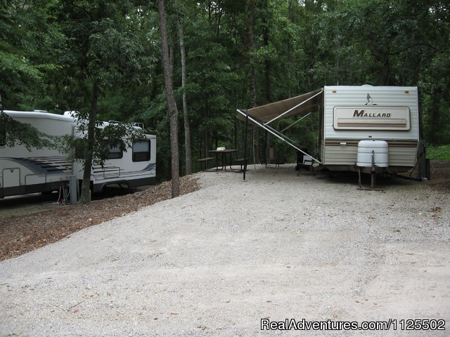 - Make us your Campground Headquarters and enjoy the