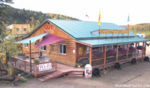 The Outpost cafe & gift store - Chicken Gold Camp & Outpost