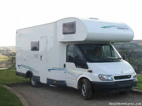 Motor home hire, let your adventure begin!: motor home