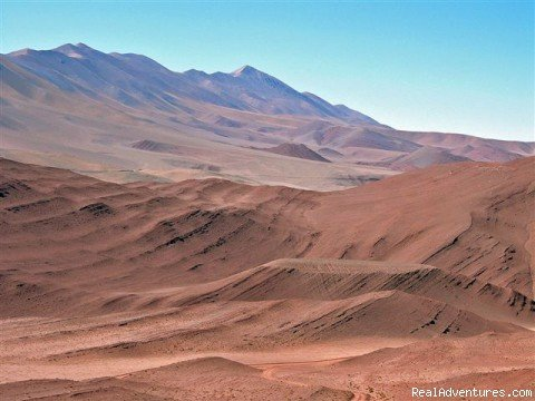 Is not Mart is Salta Province Andes view