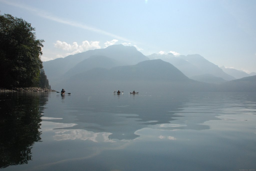 Into the Majestic Mountains | Image #17/25 | Sea Kayak Tours Desolation Sound, British Columbia