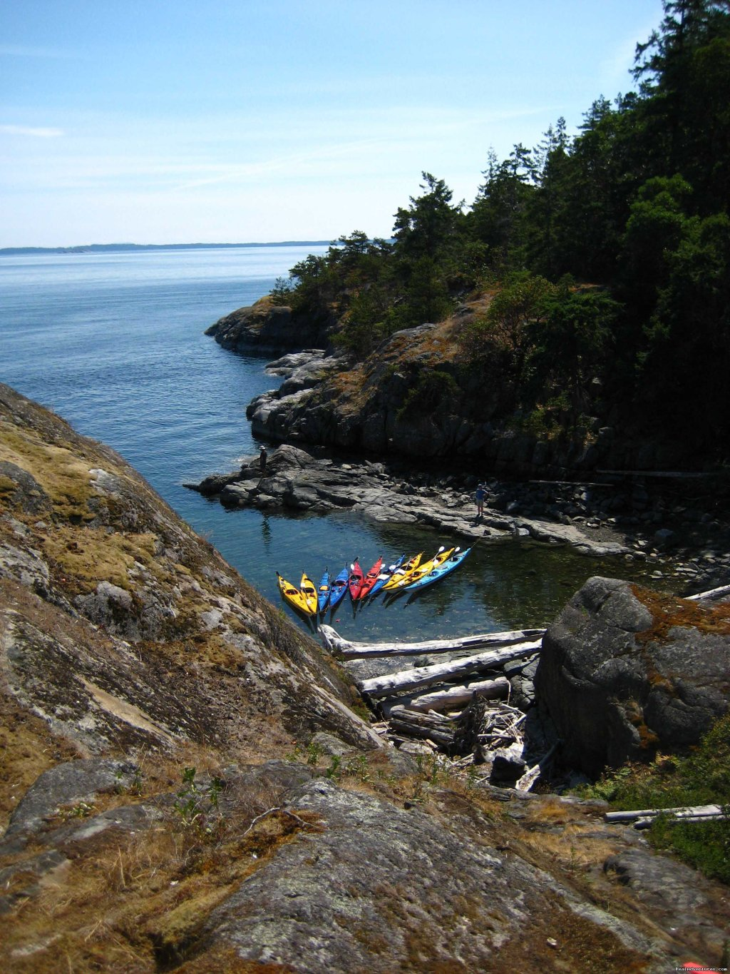 Idyllic Island Camps | Image #13/25 | Sea Kayak Tours Desolation Sound, British Columbia