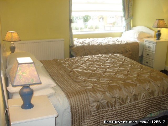Example Bedroom - Almara Accommodations Dublin (free finder)