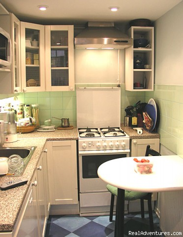 Rose Kitchen - Enjoy Budapest at the beautiful Arcadia Apartments