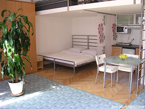 - Enjoy Budapest at the beautiful Arcadia Apartments