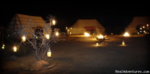 Bivouac Overnight - Ksar Bicha -hotel  In Merzouga