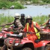Roar of de Nile Guided ATV / Quad Bike Safaris Jinja, Uganda ATV Trips