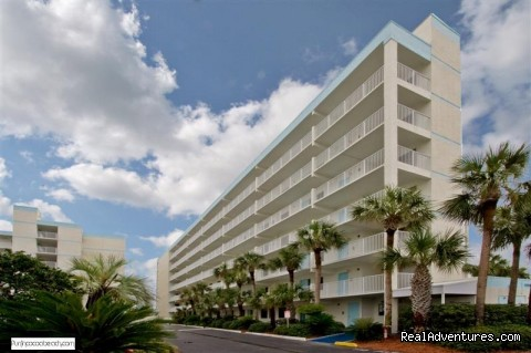 Oceanfront Cocoa Beach Condo 2 Bedroom 2 Bath