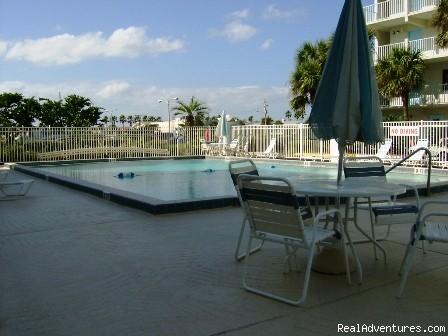 Pool (#16 of 22) - Oceanfront Cocoa Beach Condo 2 Bedroom 2 Bath